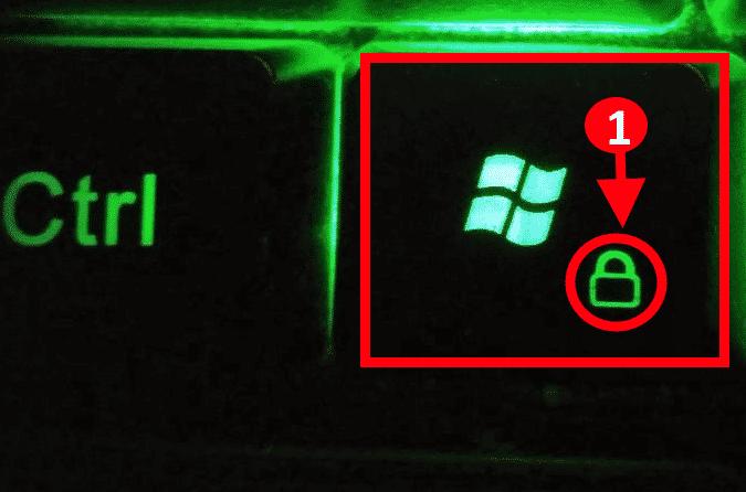Untitled - كيفية تعطيل مفتاح ويندوز في Windows 10 بشكل دائم / مؤقت