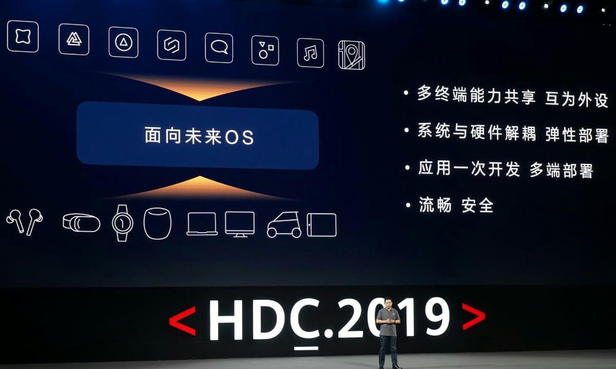 Huawei mugikorreko zerbitzuak 1 mila milioi erabiltzaile irekitzen ditu