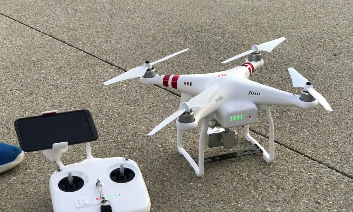 Dronek ezin izango dute inon hegan egin