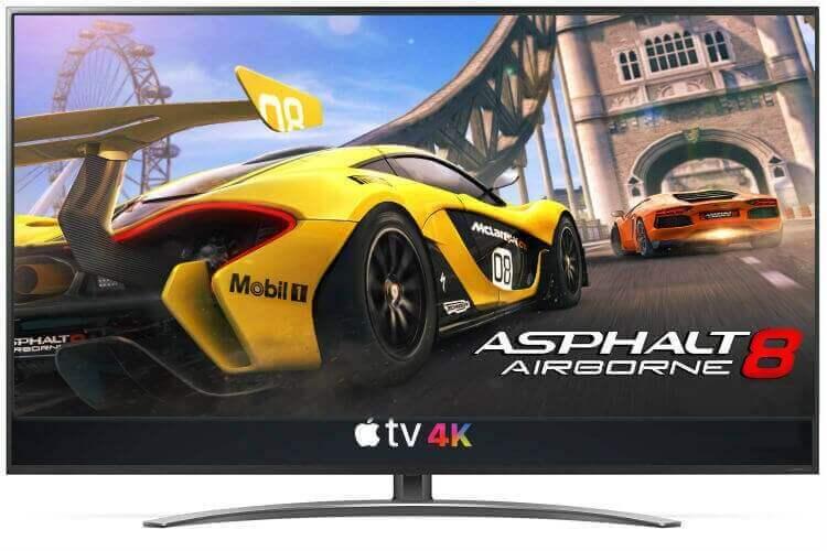 Top 10 Free Games-tik Apple Pantaila handiko telebista telebista