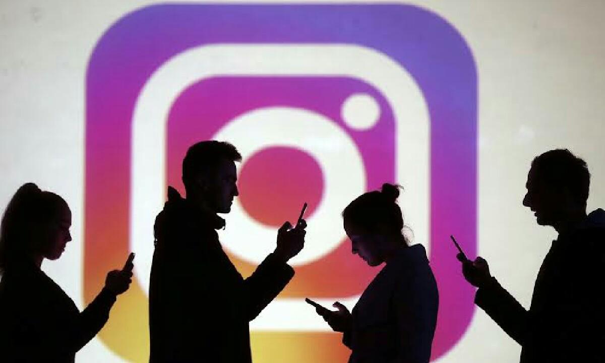 Instagram ezagutu atala funtzio berriekin dator