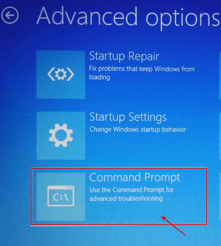 Konpondu: ordenagailua OS hasierako pantailan itsatsita dago Windows 10