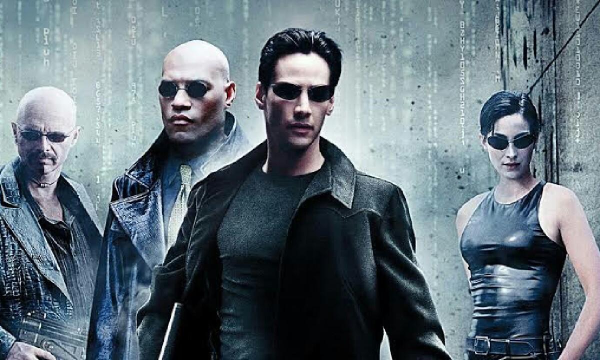 Matrix filma 20 urte geroago filmatzen ari da berriro