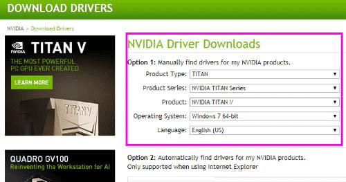 NVIDIA kontrol-panelaren konponketa ez da erakusten Windows 10 [محلول]