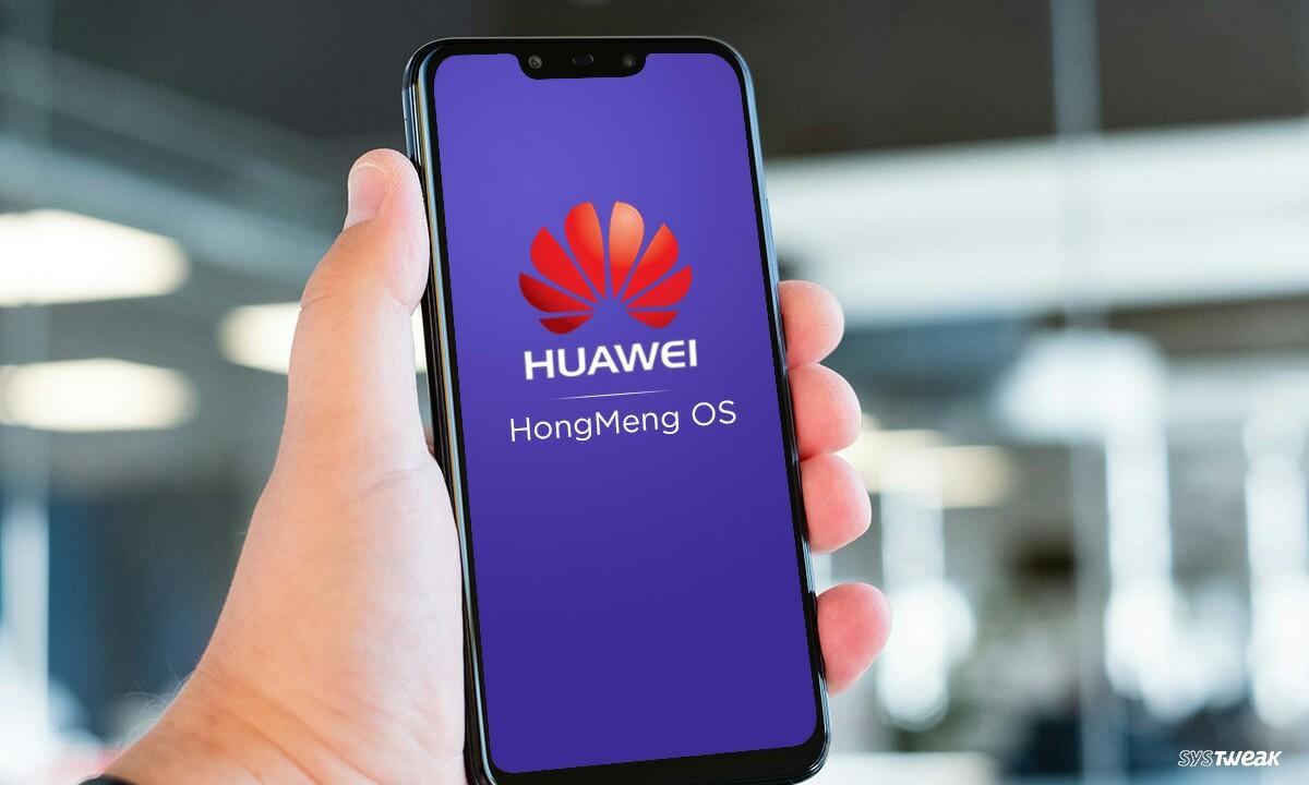 Huawei-k sistema eragile berria lehen aldiz erabiliko du