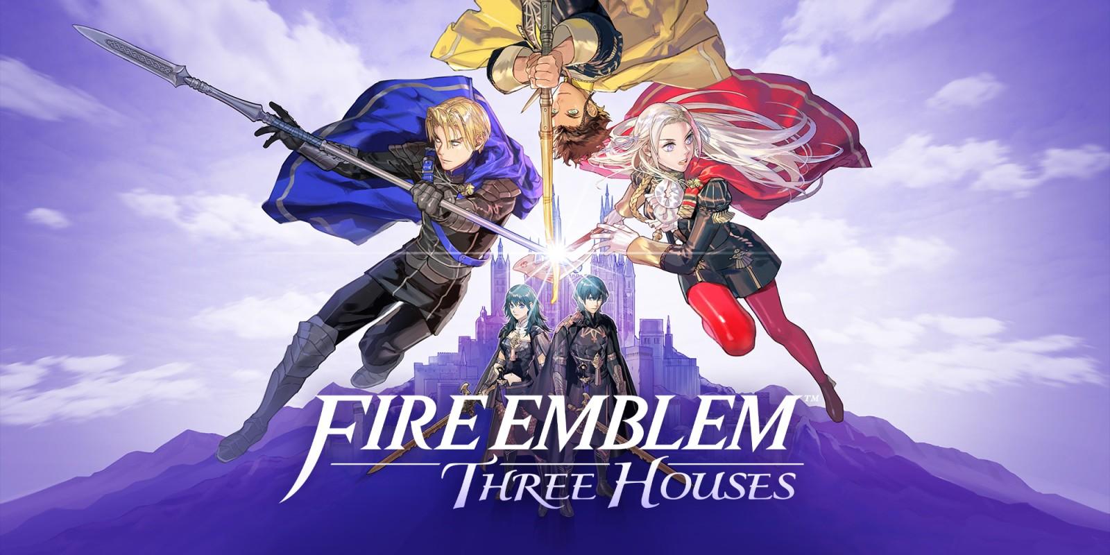Fire Emblem Hiru Etxeen berrikuspena
