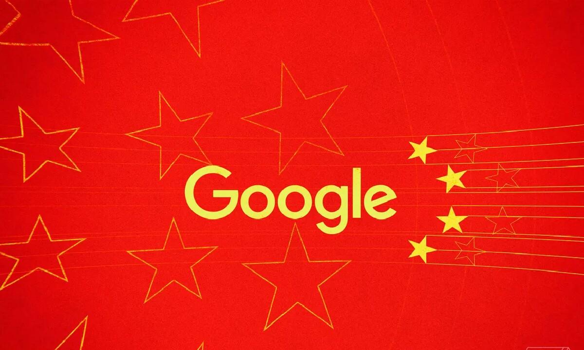 Trump Gobernuak Google-n jarduteko
