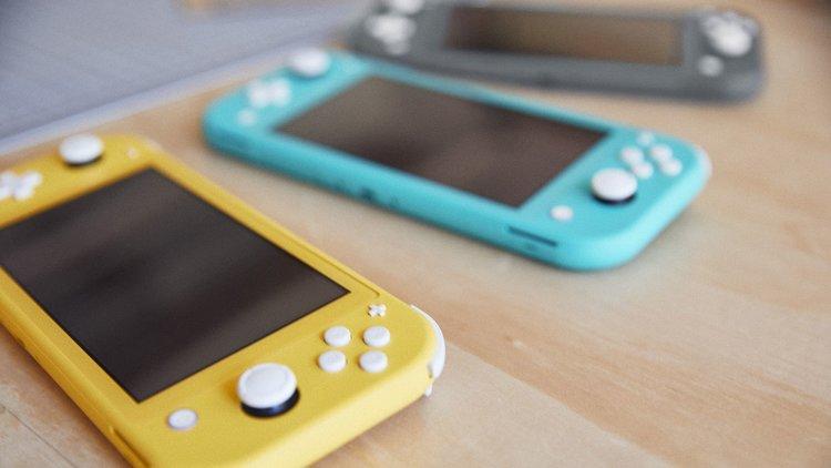 Nintendo Switch Lite hartu al da?  Turkia Zenbat balioko du?
