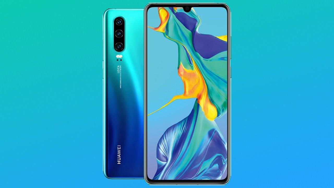 Huawei P30 eta P30 Pro telefono onena aukeratu dute!