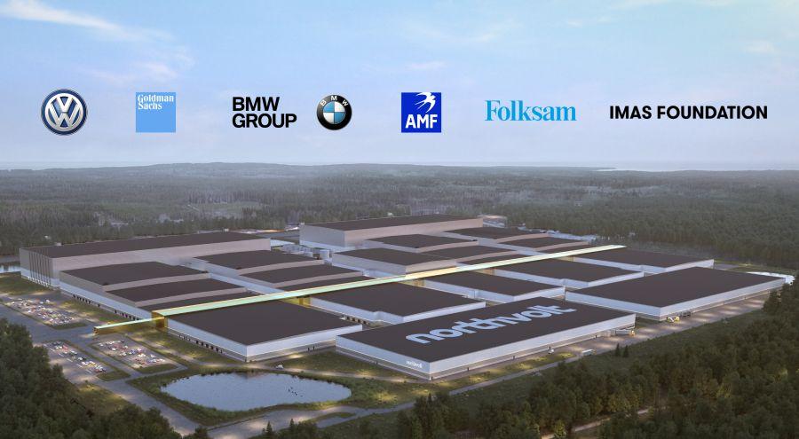 Northvolt Volkswagen litio-ioi baterientzako 1 mila milioi dolar inbertituko ditu!