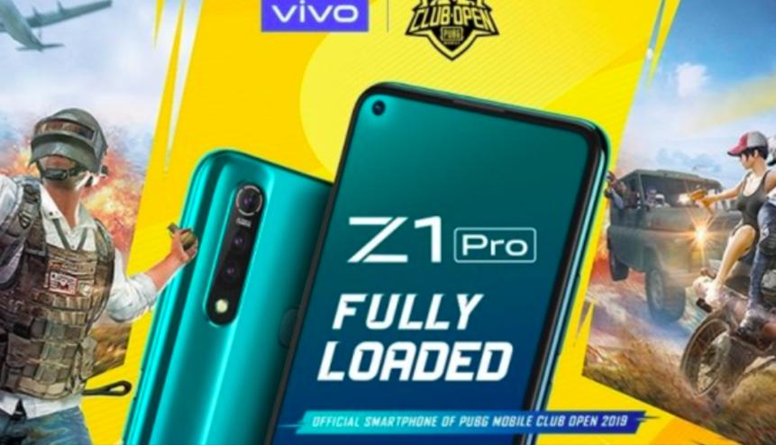 Vivo Z1 Pro jokora bideratutako telefonoa izango da