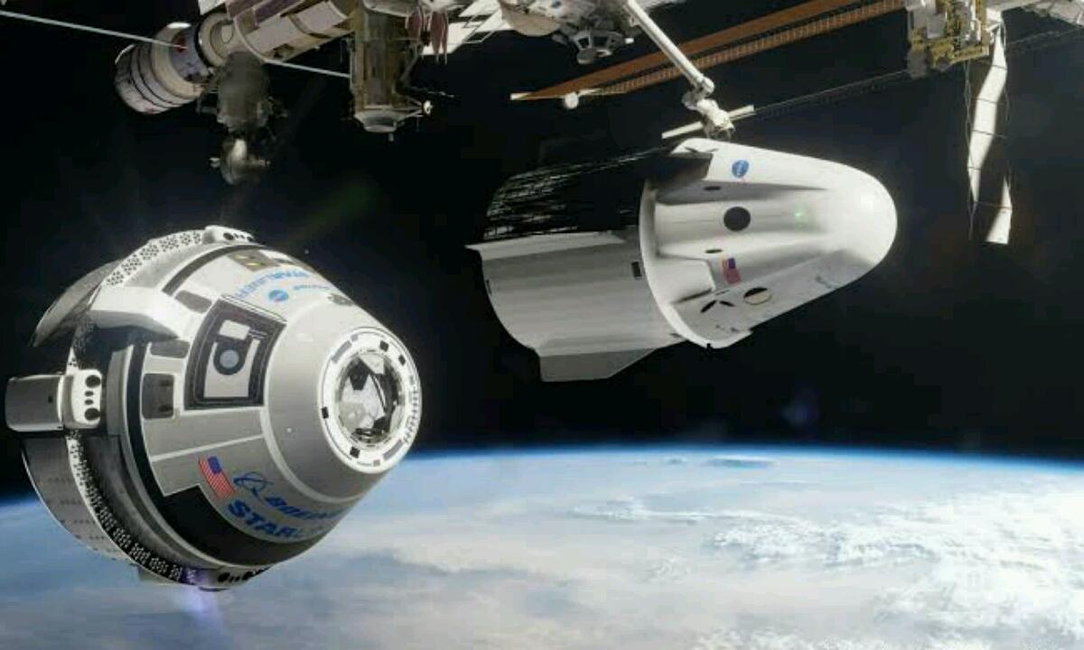 SpaceX-en ontziak arrakastaz itzuli ziren Dragon Earth-era