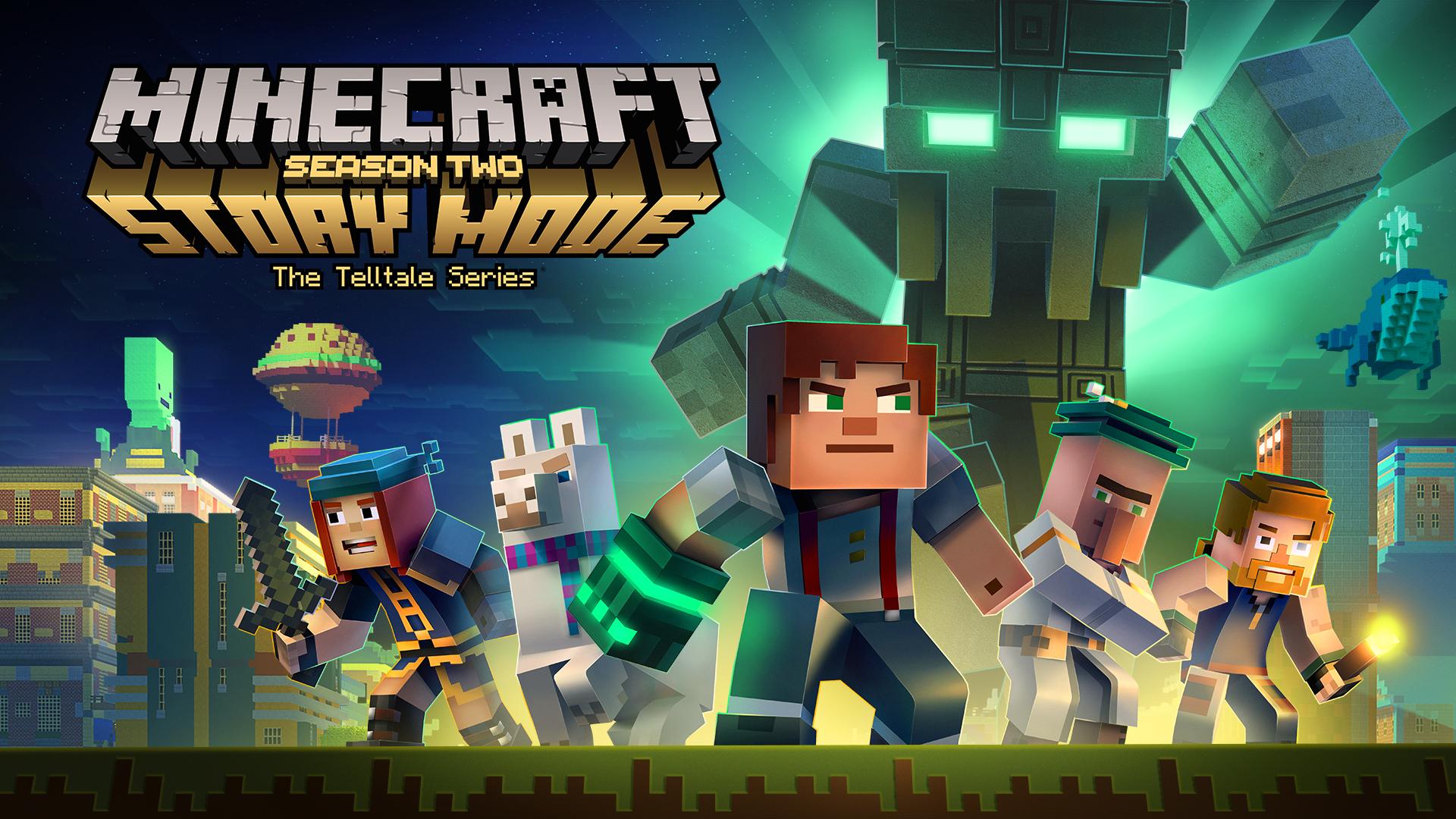Minecraft Story Mode-ak iraungitzen dira