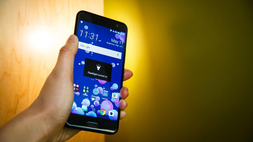 Android Pie eguneratzea HTC U11rako kaleratu da