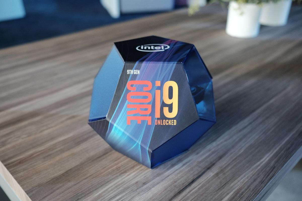 Intel Core i9-9900KS sartu da!  Hemen dituzu ezaugarriak!