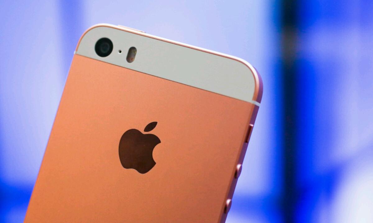 AppleiPhone SE laguntza amaitzen da