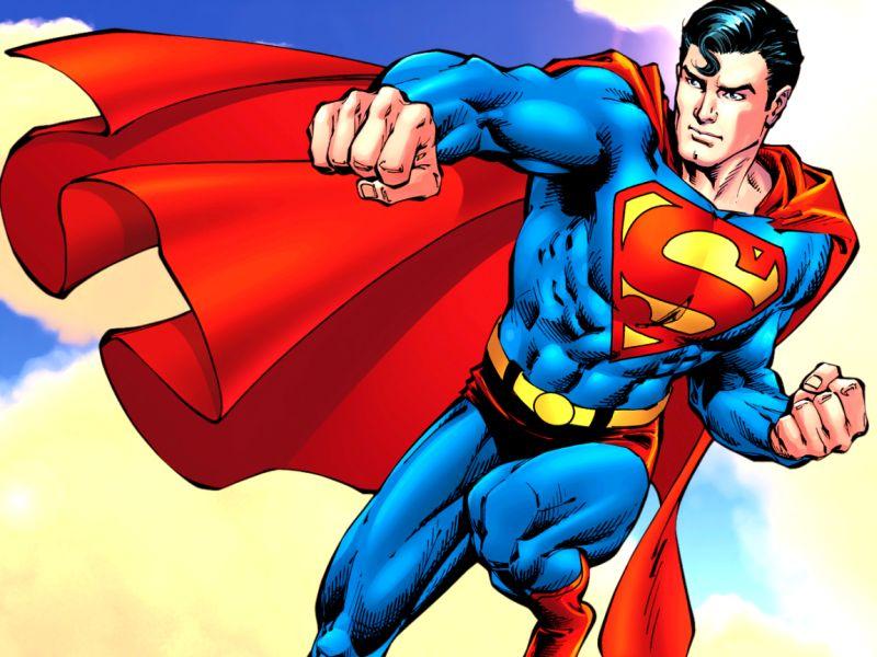 Superman: pasahitzetan gehien erabiltzen den superheroia