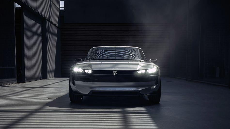 Peugeot e-Legend ez da produkzio masiboan sartuko!