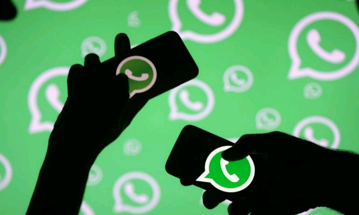 WhatsApp pantailako gertaera bukatzen ari da!
