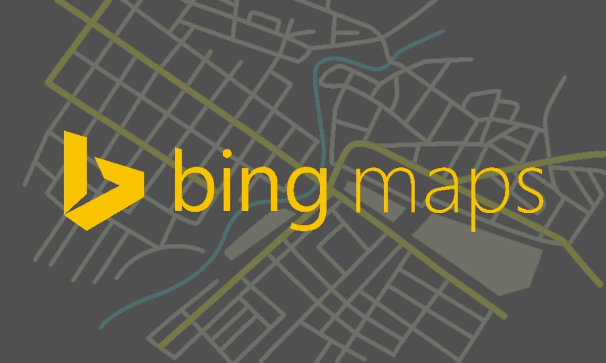 Bing mapek trafikoa zuzenean ikusteko aukera emango dute