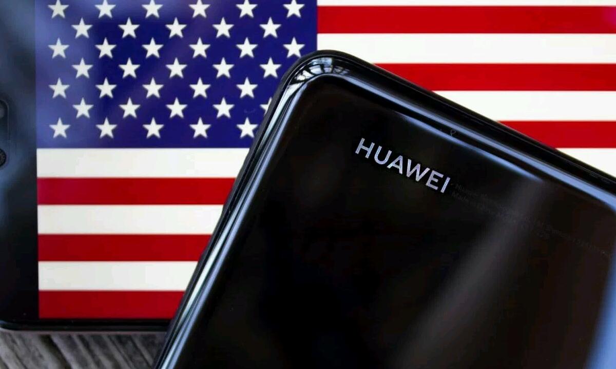 Huawei CIAk espioitzea leporatu dio