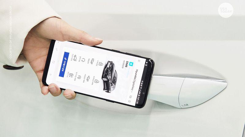 'Gako digitala' estandarra izango da etorkizuneko Hyundai eta Kia eredu guztietan!