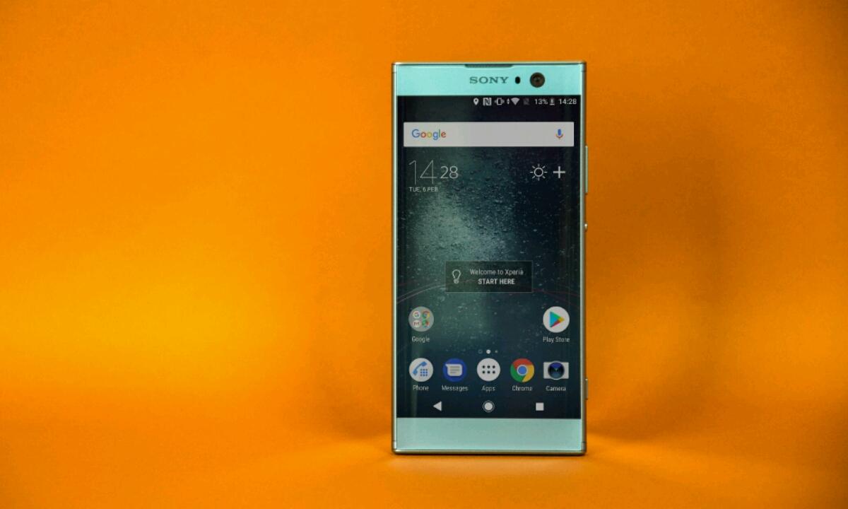 Sony Xperia XA2-k Android Pie eguneratzea lortzen du berriro