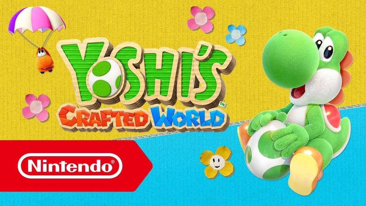 Yoshi's Crafted World berrikuspena
