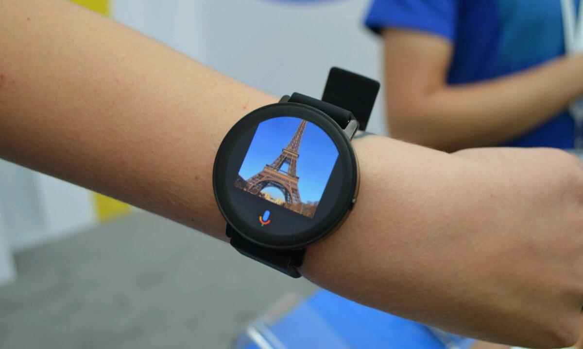 Google Pixel Watch-ren inguruko lehen xehetasunak agertu ziren
