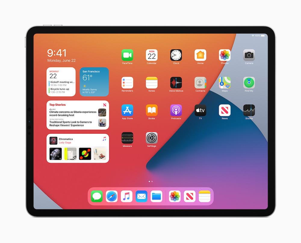 iPadOS 14 sartu da!  Hemen iPad-era datozen funtzio berriak!