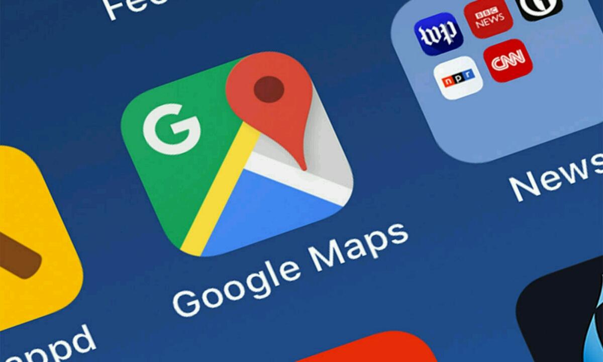 Google Maps-ek trafikoaren moteltzearen berri ematen du