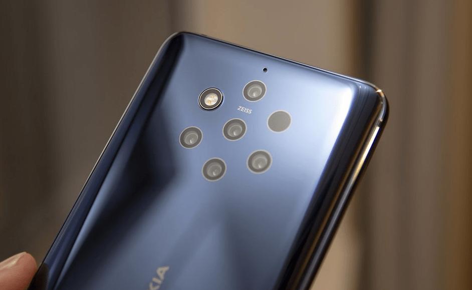 Huawei P30 Pro eta Nokia 9 kameraren konparazioa