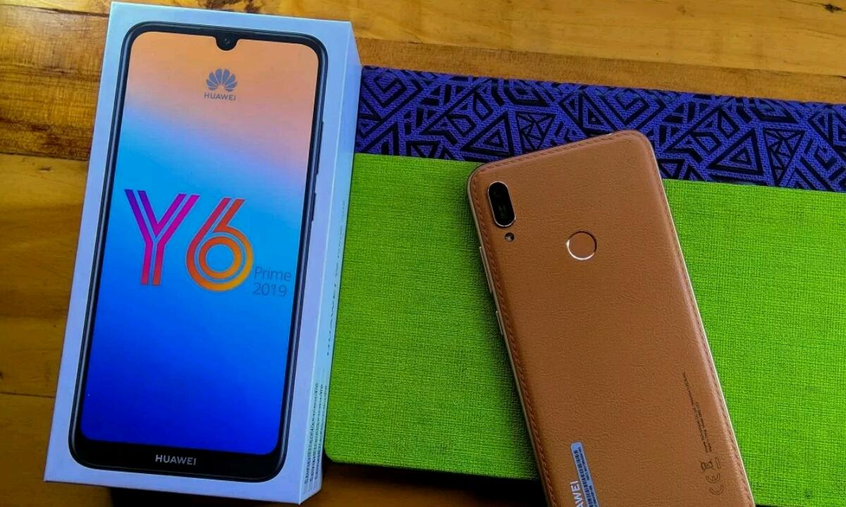 2019ko Huawei Y6 Prime merkean ezaugarriak iragarri dira