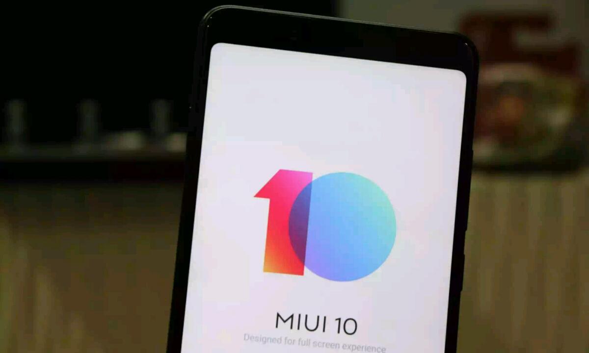 MIUI 10 eguneratzea Xiaomi telefonoetarako kaleratu da