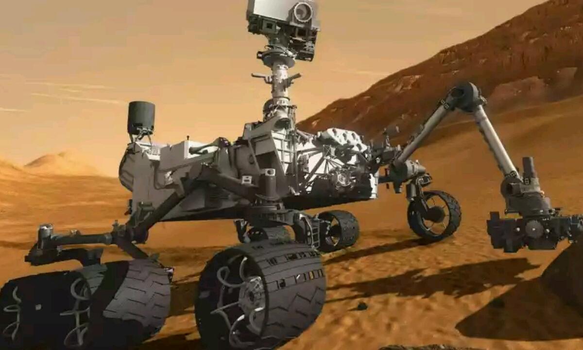 NASAk 2020an Martera bidaltzeko ekipoak probatu ditu