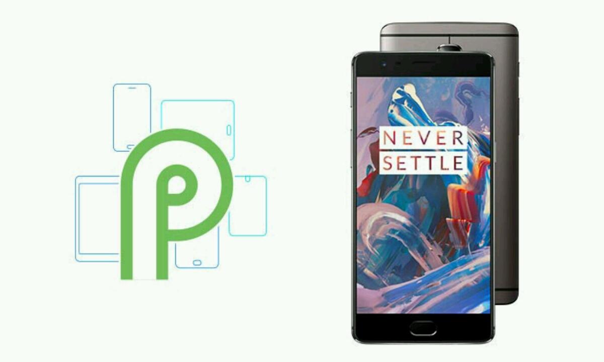 OnePlus 3 eta Android Pie-k 3T albiste ona iritsi da!