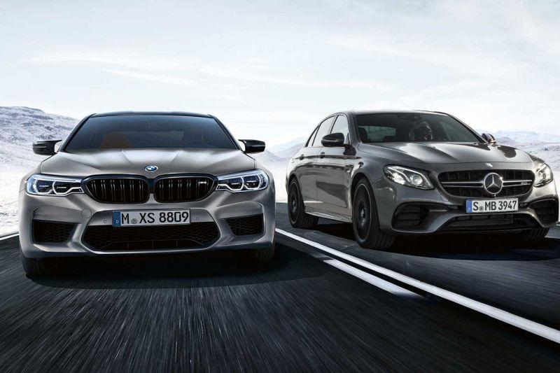 BMW eta Mercedes-Benz 16 bilioi euroren mahaian eseri ziren!