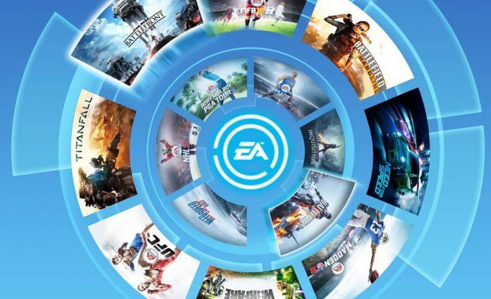 Denbora kontua da EA Access PS4ra iritsi aurretik