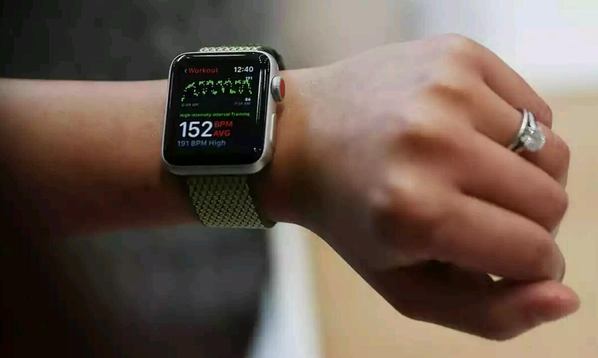 Apple Watch Haien azterketak erakusten du jende askok bihotzeko gaixotasunak dituela