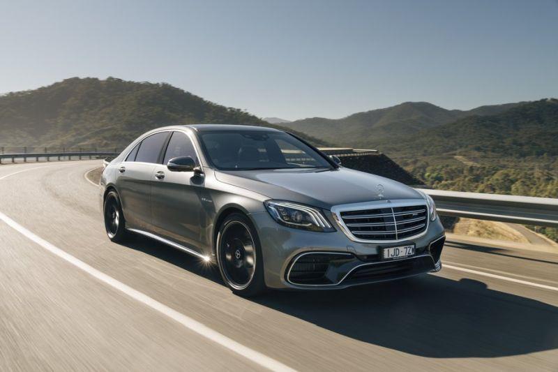 Mercedes-AMGk hibridoak dituen motor hibridoak behar ditu!