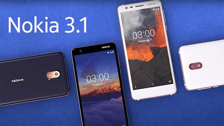 Nokia 3.1 Android Pie kaleratu dute