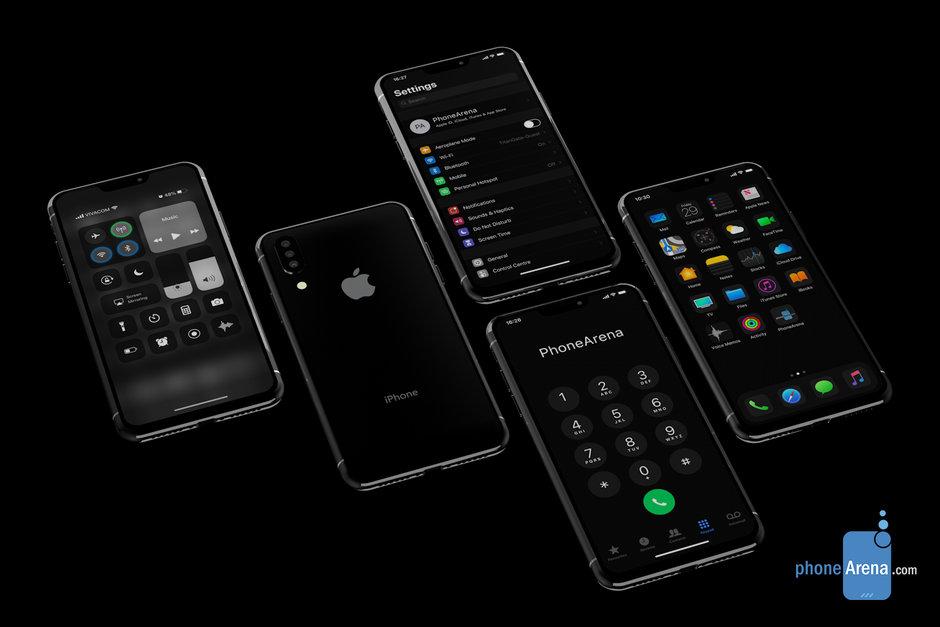 Kontzeptu berriak kaleratu dira iPhone 11rako!