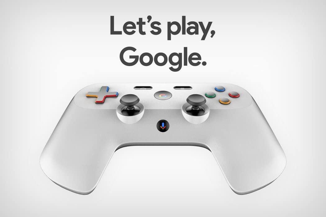 Google joko kontsolarekin topo egingo dugu!