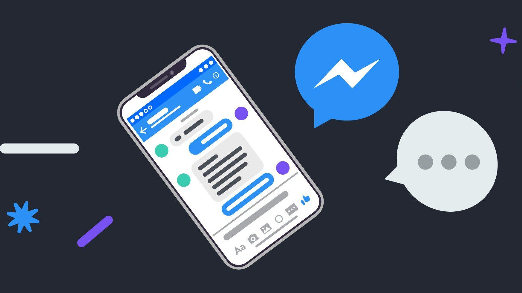 Facebook Ezaugarri berria gehitu da Messenger-en!