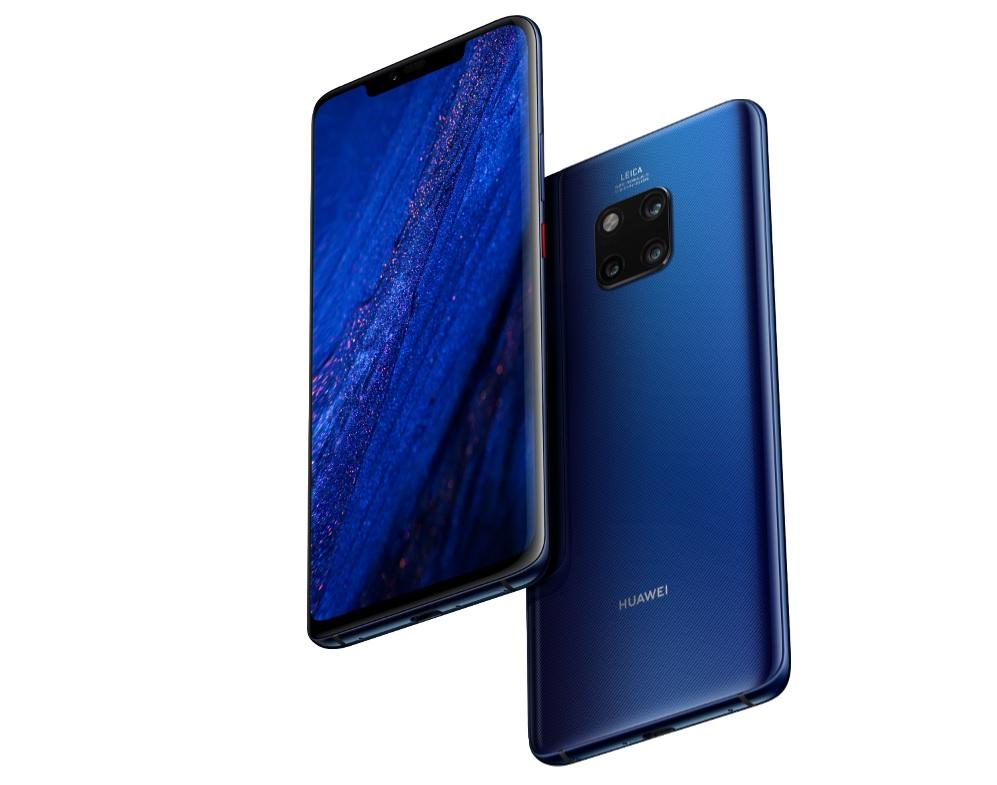 """Huawei Mate 20 Pro, 3 """"Berezia zure aurpegia"""" dimentsioko aurpegia antzemateko sistemarekin"""