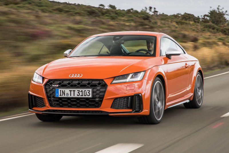 Audi TTren etorkizuna inoiz baino ziurragoa da!