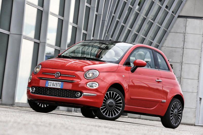 Fiat 500% 100 elektrikoa izango da aurrerantzean!
