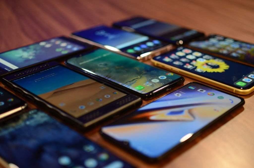 2019ko smartphone-a boteretsuenak