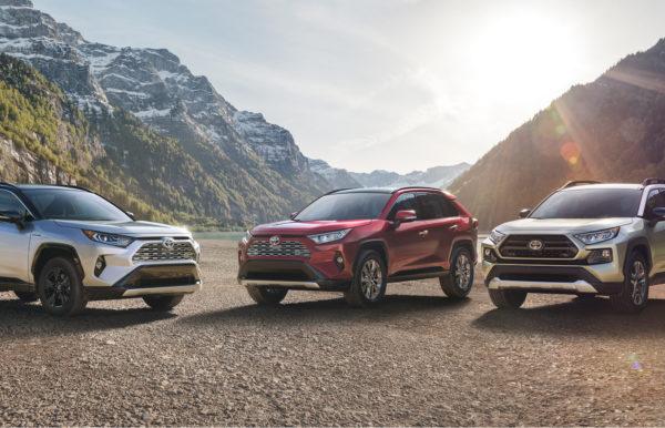 SUV modelo salduenak - 2019ko otsaila