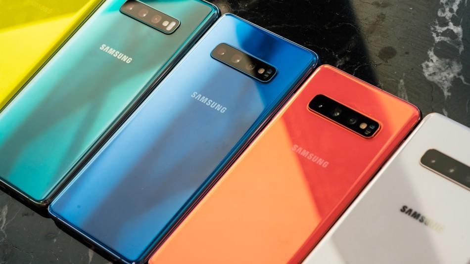 Galaxy Zenbat balio du S10 +?